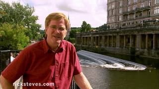 Thumbnail of the video 'Bath in England: Roman Spa and Georgian Fashion '