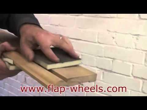 Sanding Sponges 250 Pads Per Box - Choose Grit