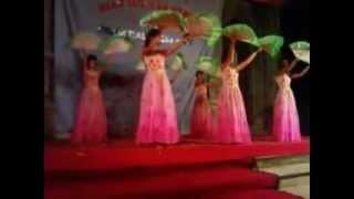 preview picture of video 'Múa tình ca chi ân'
