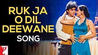 Ruk Ja O Dil Deewane - Song - DDLJ