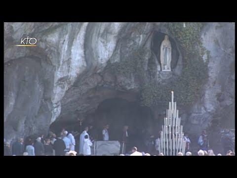Chapelet à Lourdes du 3 octobre 2019