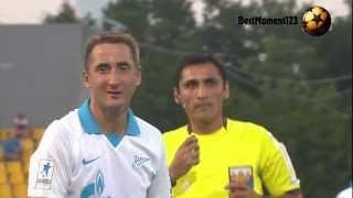 Не довольный Быстров на матче ФК Краснодар-ФК Зенит