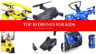 ✔️ TOP 10 BEST DRONES FOR KIDS ???? Amazon 2020