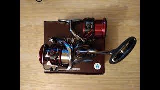 Shimano 16 stradic ci4 c3000