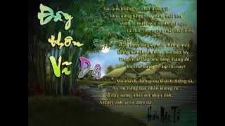 Rap vui Ngữ Văn 11 - Đây Thôn Vĩ Dạ