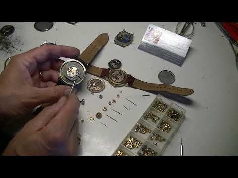 horloges maken