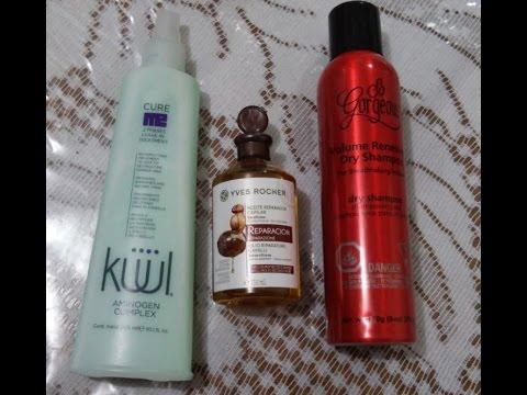 Lekarstwem ludowej do leczenia włosów farbowanych