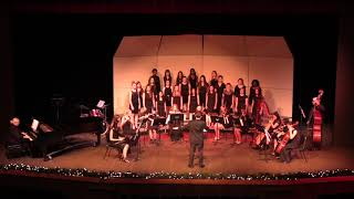 "Winter Concert 2018: ""God Bless Us Everyone"""