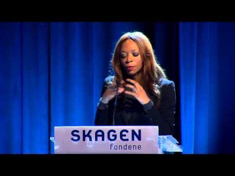 Keynote at Skagen's New Year Conference 2014