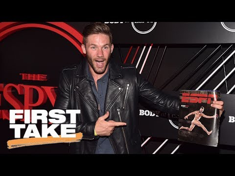 First Take Reacts To Julian Edelman's Comment On Going 19-0 | First Take | July 17, 2017