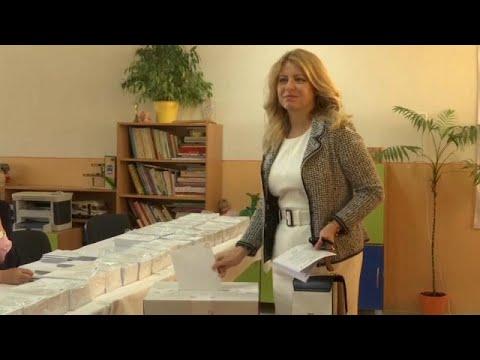 Σλοβακία: Στις κάλπες για την ευρωεκλογές