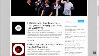 Descargar Música Gratis De iTunes En iPlusall