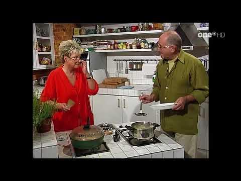 alfredissimo  Kochen mit Bio und Grit Boettcher:Fleischpfanne & Lammrollbraten