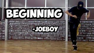 Joeboy   Beginning | Dance Cover | Freestyle | Formix