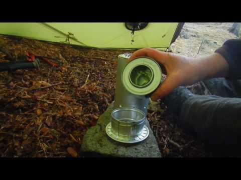 Zeltheizung nova 24 im Test bei  1 Grad