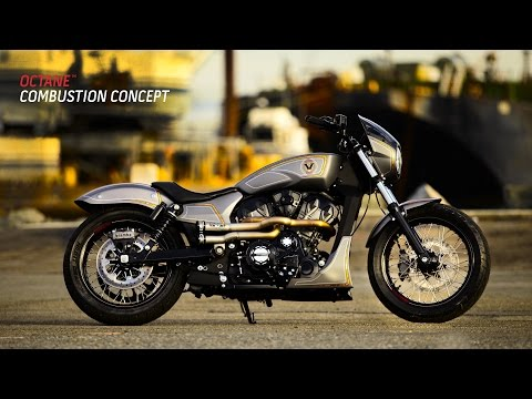 Victory Octane - One Hell of a Machine - Victory Motorcyles