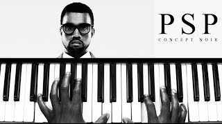 Gorgeous | Kanye West | Play Smooth Piano (Tutorial)
