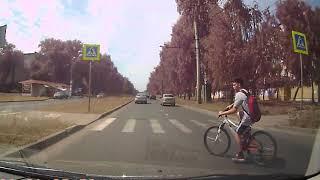 ДТП Ребенок на велосипеде