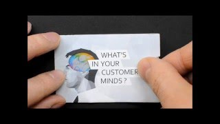 Innovative And Creative Business Card By IntoTheMinds