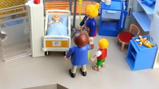 Playmobil Film Deutsch Jolinas Unfall