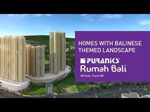 3D Tour of Puraniks Rumah Bali Phase 3