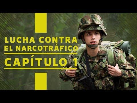Capítulo 1: Lucha contra el narcotráfico - Erradicación manual en Colombia