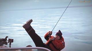 Рыбалка в чувашии uha tv