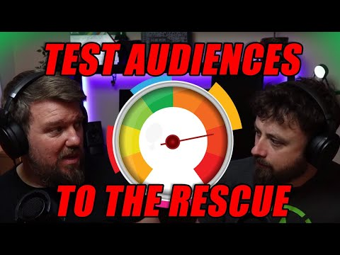 Test Audience to the Rescue - When have test audiences saved movies?