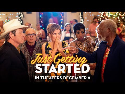 Just Getting Started (TV Spot 'Secret')