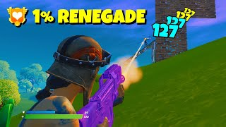 i spectated a RANDOM RENEGADE RAIDER... (is he good or bad?)