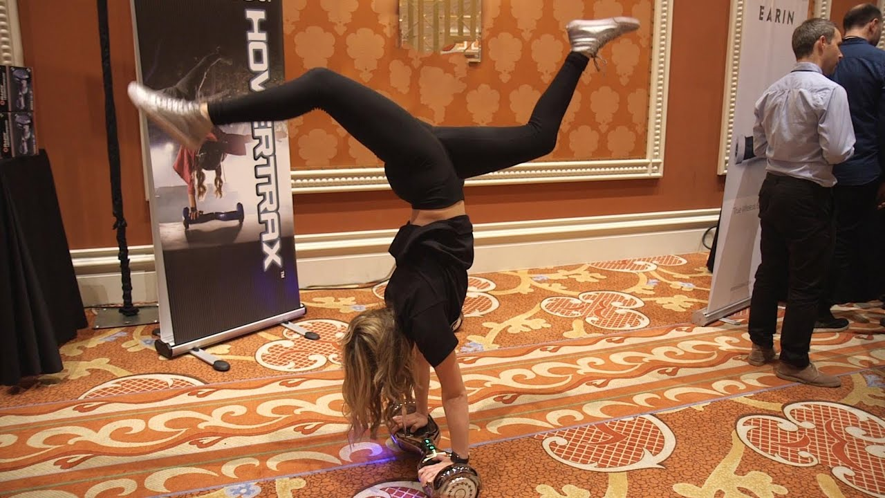 Razor says its hoverboards won't explode — CES 2016 thumbnail