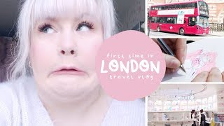 My First Time in London! - London Travel Vlog