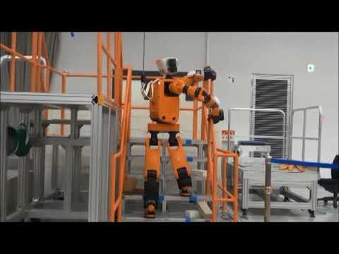 Presenta Honda su nuevo robot de rescate