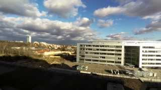 preview picture of video 'Running clouds time-lapse video - Garmin VIRB'