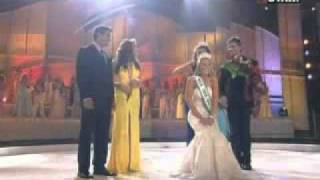 allie laforce was crowned 2005 miss teen usa.avi