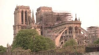 Notre-Dame: Der Morgen Nach Dem Brand