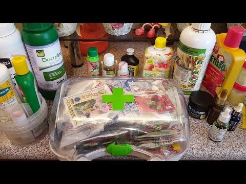 Что в сумочке у орхидей! ..и не только у них )  Препараты и удобрения для моих растений!