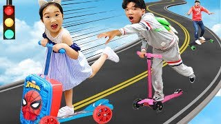 Boram Scooter Ride-On Toy