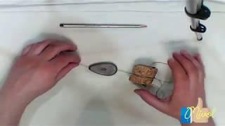 Как сделать петлю для снасти своими руками