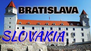 preview picture of video 'Bratislava Slovakia Solo Trip'
