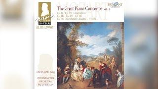 Mozart: The Great Piano Concertos, Vol. 2 (Full Album)