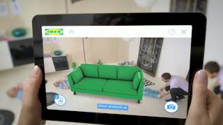 The New IKEA Catalog App: Create Your Space