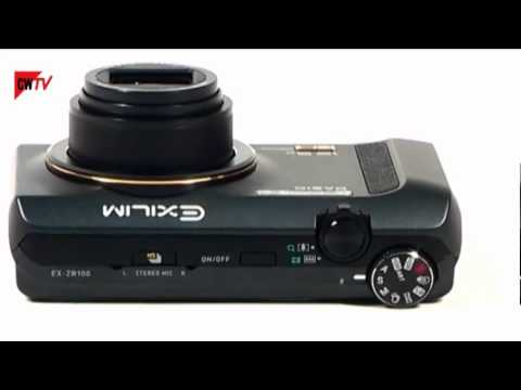 Digitalkamera: Casio Exilim EX-ZR100   Computerwoche TV