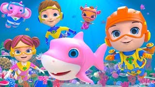 Baby Shark Dance - Nursery Rhymes & Kids Songs by Little Treehouse