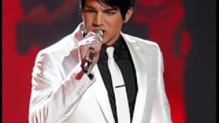 "Adam Lambert ""Feeling Good"" American Idol 2009 HQ Studio recording sound"