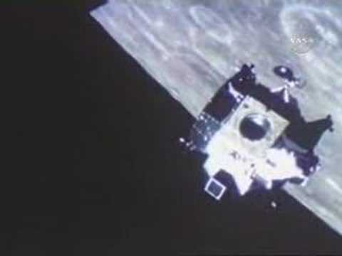 1969: Lunar Module Docked With The Command Module Mp3