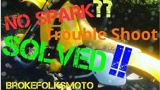 RMX/RM250 Stator Magneto Trouble Shoot..SOLVED!!