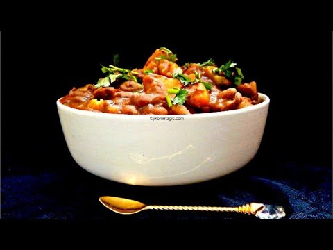Hearty Beans and Beef Stew | Jikoni Magic