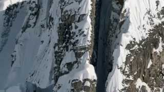 Самые безумные горно лыжные трассы | Экстремалы по жизни | Мир интересного