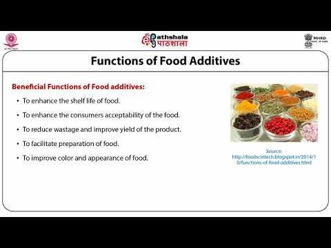 mp4 Food Additive, download Food Additive video klip Food Additive